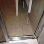 6.the same bathroom after the cleaning