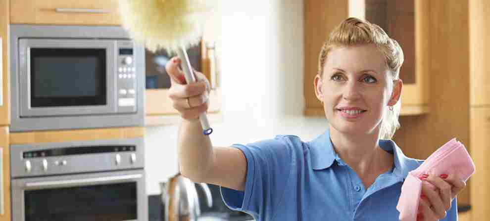 End of tenancy or one-off cleaning
