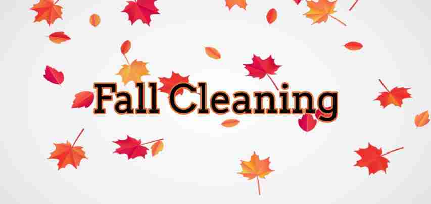home cleaning fall, fall house cleaning, end of tenancy cleaning,
